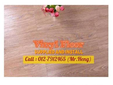 Wood Look PVC 3MM Vinyl Floor CE81
