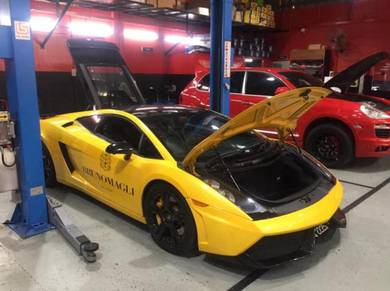 LAMBORGHINI LP570 Gallardo CONVERSION KIT