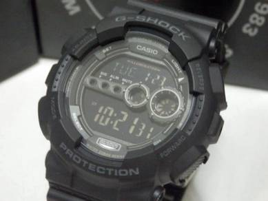 Casio Gshock Original GD-100-1B