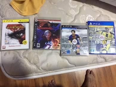 PS Games, PLAYSTATION, PS3 & 4 GAMES