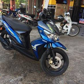 2014 Yamaha EGOS FI