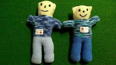 Limited Edition Australian Red Cross' Soft Toys