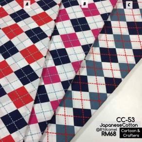 Kain Cotton High Quality & Murah CC-53
