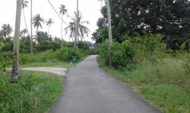 Land In Permatang Pasir, Balik Pulau, Penang (1.13 Acres)