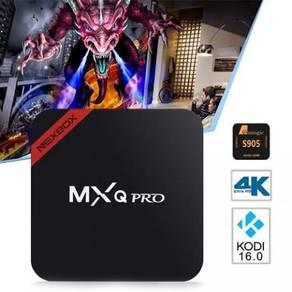 [CNY DISC0UNT] Android Mx 4k tv box