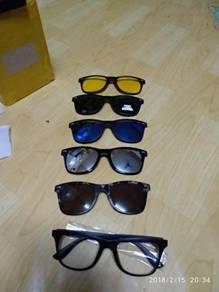 Kaca Mata 5 piliihan warna
