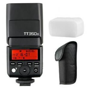 Godox TT350N with Godox FC16 2.4ghz (trigger)