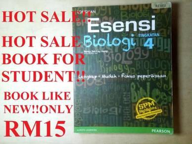 Spm Reference Book Longman Esensi Biologi Form 4