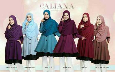 Caliana Elegant Blouse