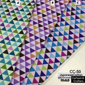 Kain Cotton High Quality & Murah CC-50