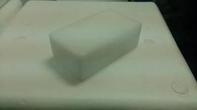 Dry ice (ais kering)