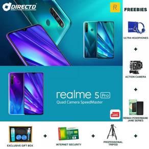TERBARU- REALME 5 Pro (8GB/128GB) + 6 HADIOH