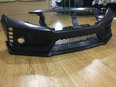 Honda civic fc type r front bumber without grill