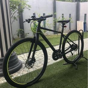Bike cube