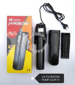 Sunsun JUP-01 UV Filtration Pump Filter Aquarium