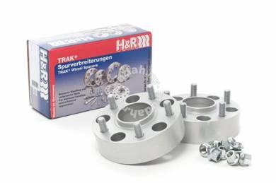 H&r spacer drm range rover evoque 20mm 22mm 25mm