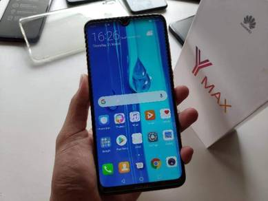 Huawei y max 4/128gb