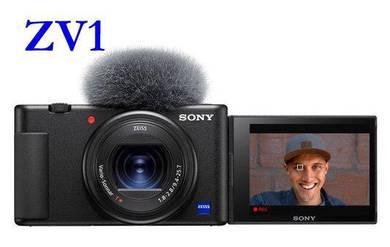 NEW Sony ZV-1 Compact Vlogging Digital Camera ZV1