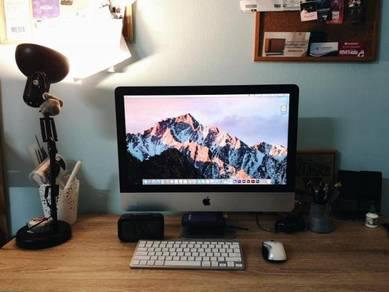 Apple iMac slim 21.5 Intel Quad Core i5 (Turbo Boo