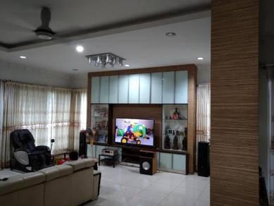 Kepong Desa Jaya 3 Storey Bungalow Fully Renovated