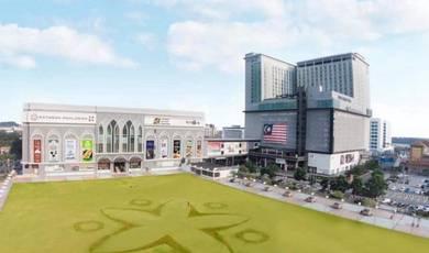 Shopping Lot Hatten Square, Bandar Hilir Melaka