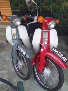 Honda c70(cawangan kamunting)