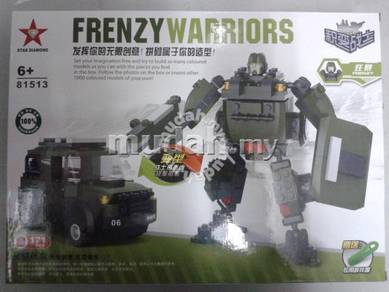 Frenzy warriors