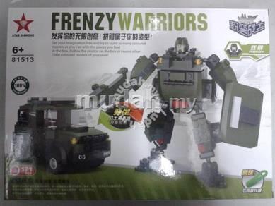 Frenzy warriors