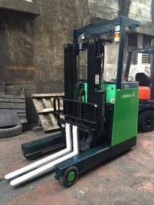 Japan Import Recond TOYOTA Battery Forklift 7FBR