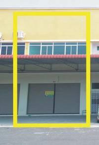 D/S Int Industrial Building, Megah Industrial Park, Jalan Tiku