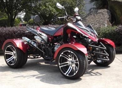 ATV Motor NEW 300cc cxx Johor