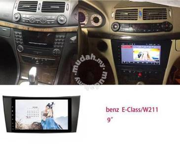 Mencedes Benz w211 android player 1 RAM 16G