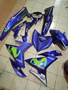 Yamaha Y15ZR Movistar cover set.