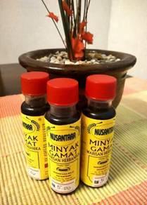 Minyak Gamat Mujarab Original Langkawi