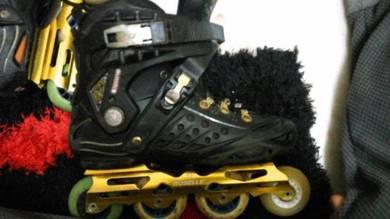 Rollerblade Roselle Gold
