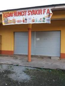 Marang, Rumah Kedai Untuk Disewa