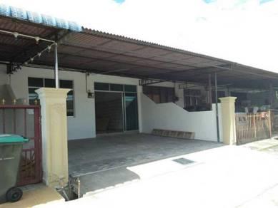 1 stry renovated taman keladi ,near to tol selatan sp