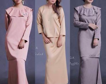 Kurung bounga on sale