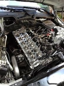 Bmw e60 63 65 90 46 engine rebuilding overhaul