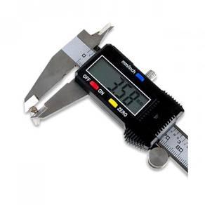Steel 150mm 6inch Digital Caliper Micrometer +Box