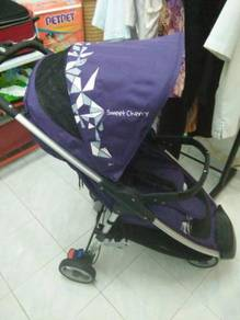 Stroller Zitron Sweetcherry