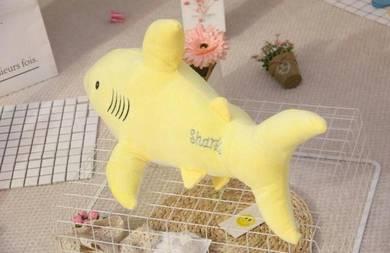 Shark Lembut Baby Bantal Soft Toy Besar Baru