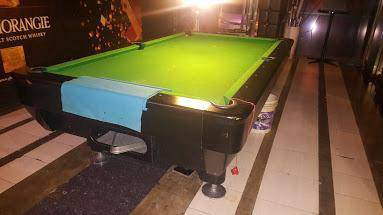 Imported pool table for sales