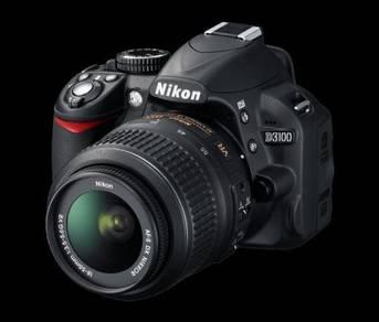 Nikon D3100 (2nd hand)
