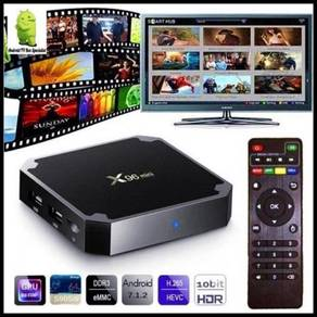 NEW Mini X96 Tv Decoder (2GB/16GB) IPTV Box