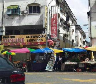 Pandan Perdana G Floor Shop Lot Cheras Tenanted Below Market Price