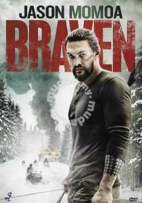 DVD Jason Momoa Braven Movie