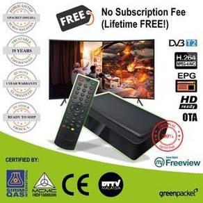 MyTV MyFreeview Digital Tv Decoder DVB-T2
