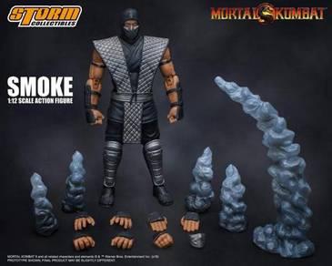 Storm Collectibles Mortal Kombat: Smoke NYCC EX