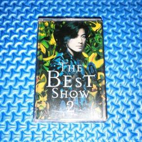 Ekin Cheng - The Best Show 2 [1997] Cassette